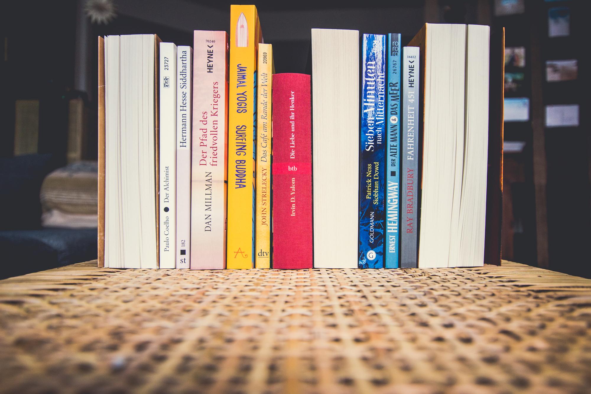 bücher leser