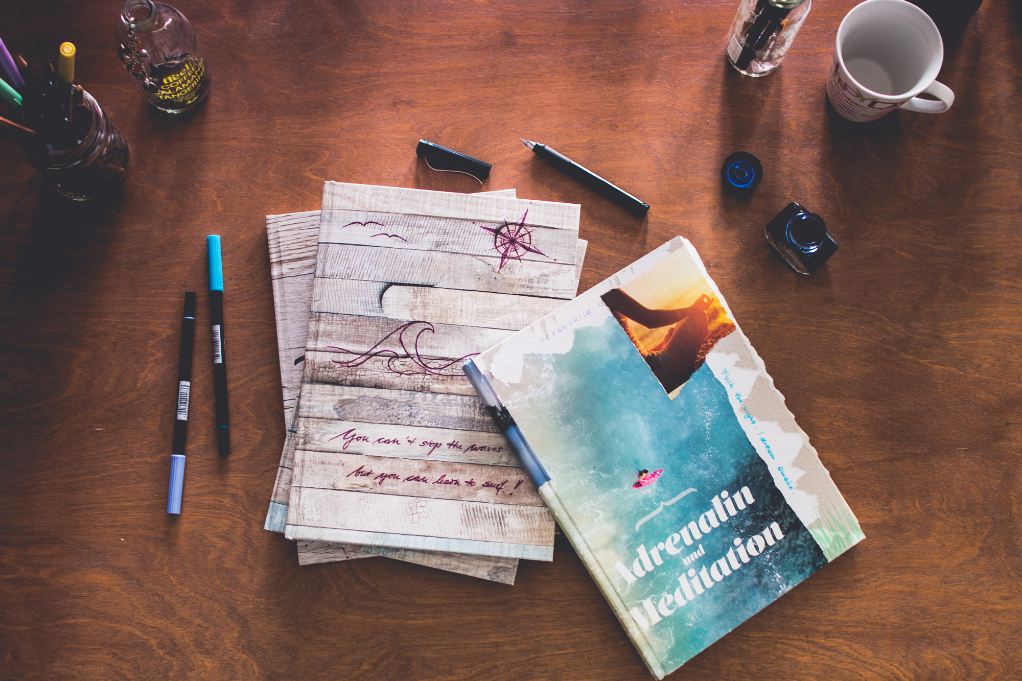 tagebuch füller schreiben