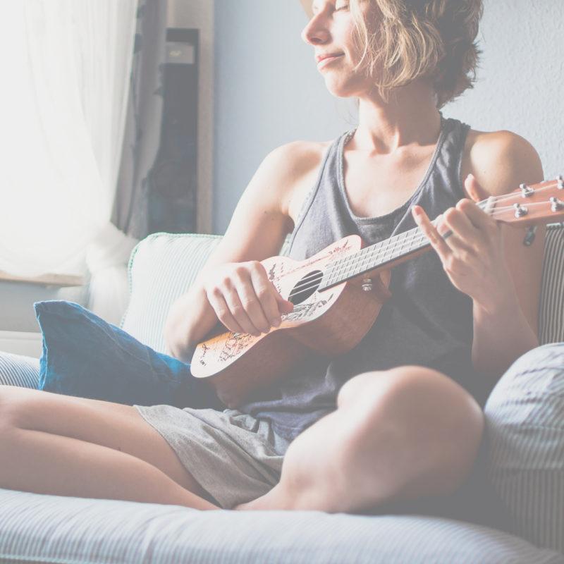 ukulele musik ich